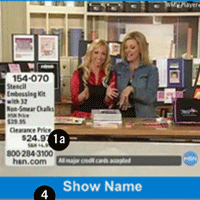 UX: Home Shopping Network for Windows Media Center